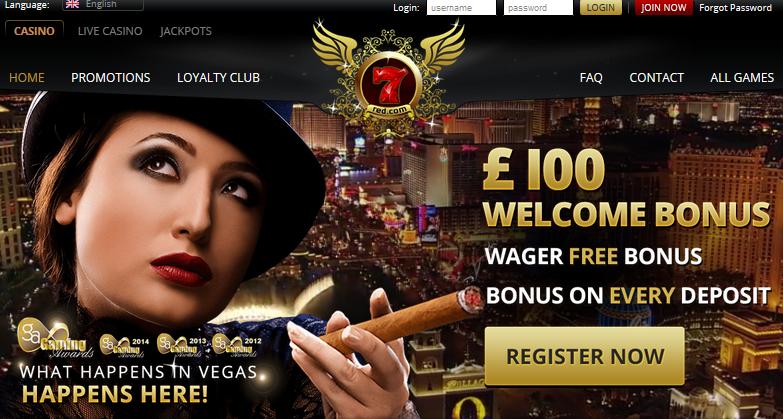 7Red casino Arvostelu
