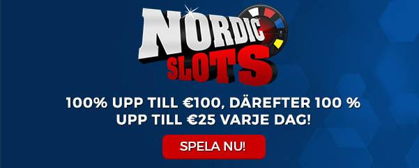 NordicSlot casino Arvostelu